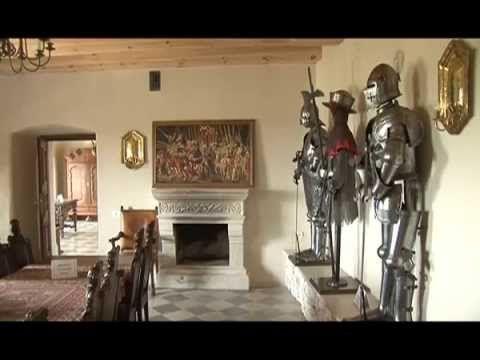 Zamek Bobolice w Travel Channel