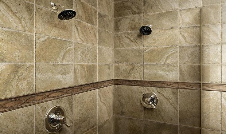 Bathroom Ceramic Tile Patterns