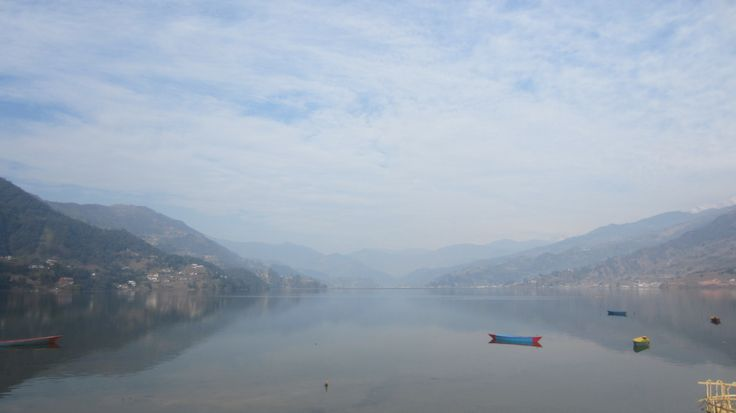 Lakeside Pokhara, the best place to chill oit before or after the hike in the mountains