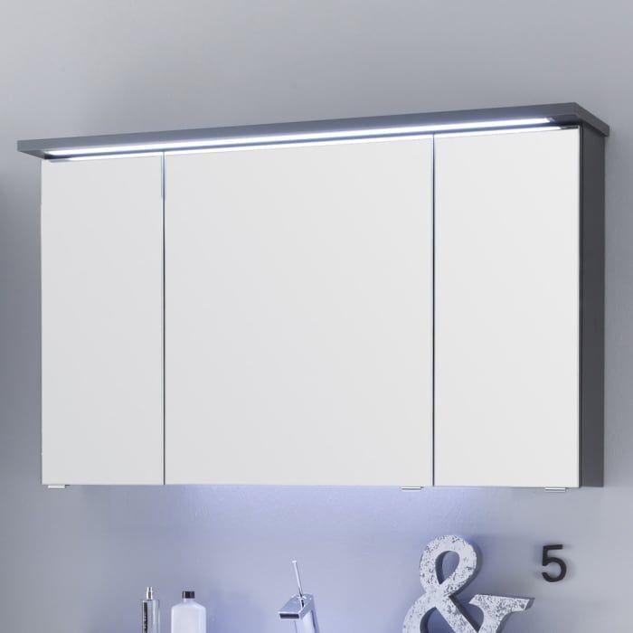 Pelipal Solitaire 7020 Spiegelschrank 120 x 17 x 72,6 cm