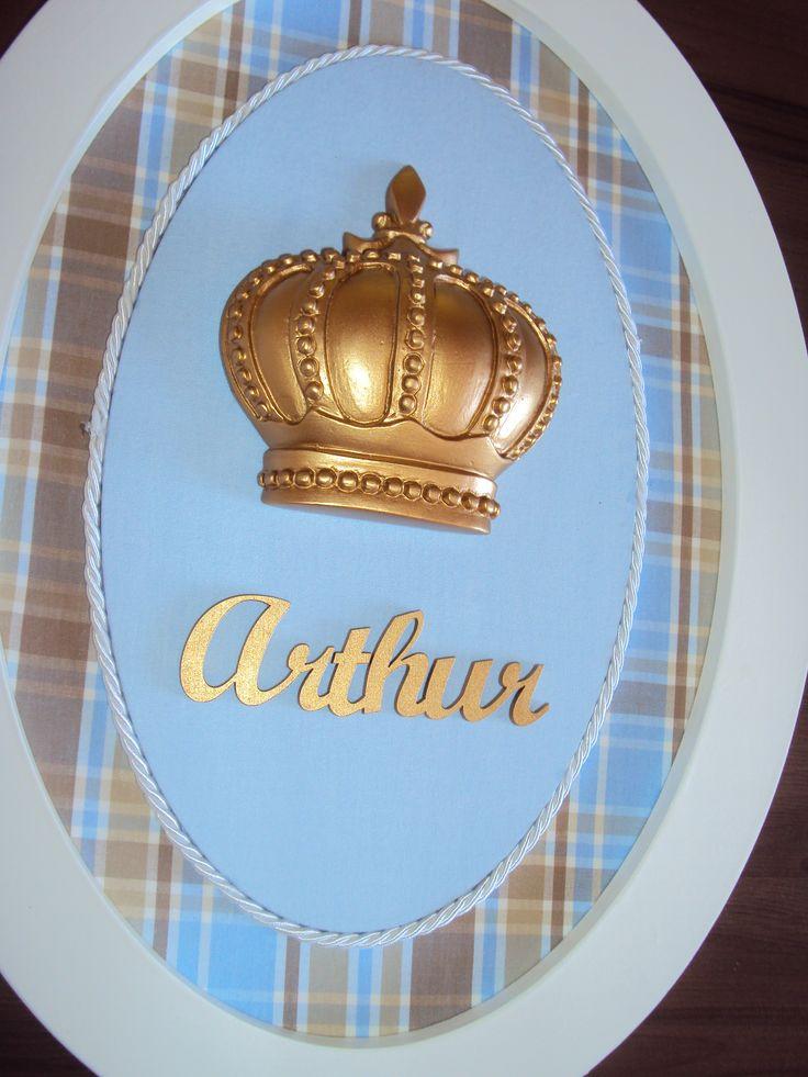 porta de maternidade coroa - Pesquisa Google