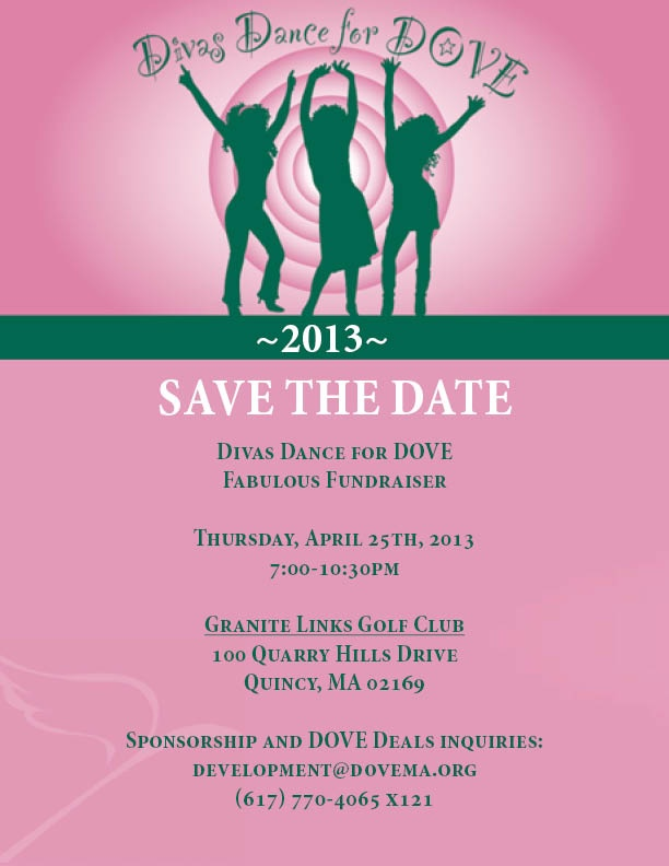 save the date event flyer