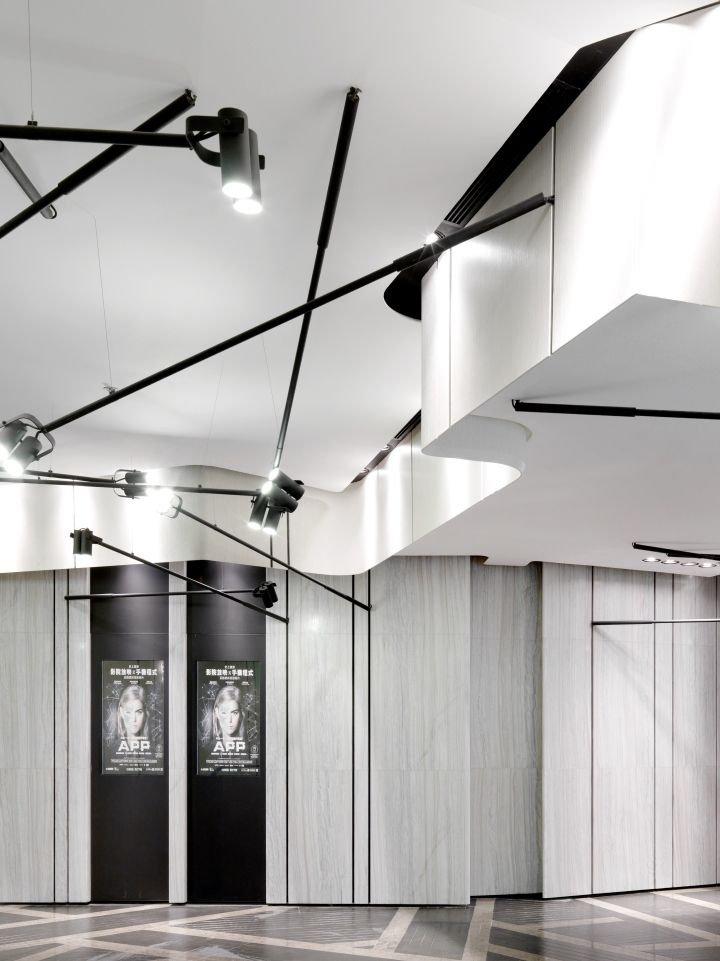 UA Cine Times By One Plus Partnership Hong Kong Store Design