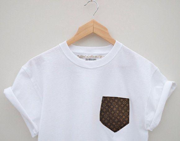 Louis Vuitton - bit tacky, but I like it!