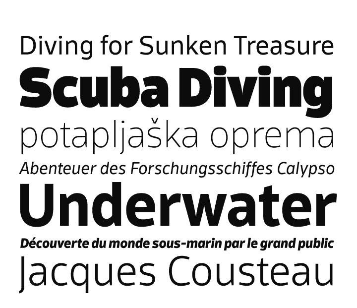 Scuba Font Typefaces Pinterest Scubas Fonts And Html