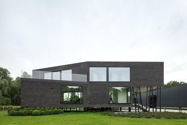 Contemporary Office NETE Westerlo, Belgium 16 -
