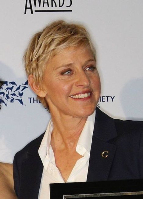 Ellen DeGeneres Age -Contact cool celebrities free at StarAddresses.com