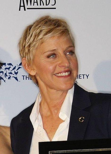Ellen DeGeneres Age -Contact cool celebrities free at StarAddresses.com