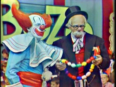 Bozo: The World's Most Famous Clown, Vol. 1 : DVD Talk Review of the DVD Video