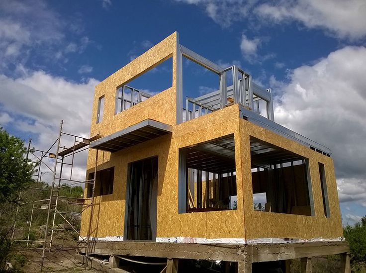 17 Best Images About Casas De Steel Frame O Steel Framing