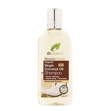 Dr Organic Virgin Coconut Oil Shampoo