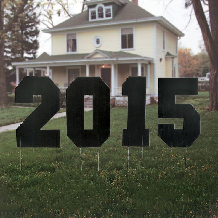 2015+Corrugated+Yard+Sign+-+OrientalTrading.com
