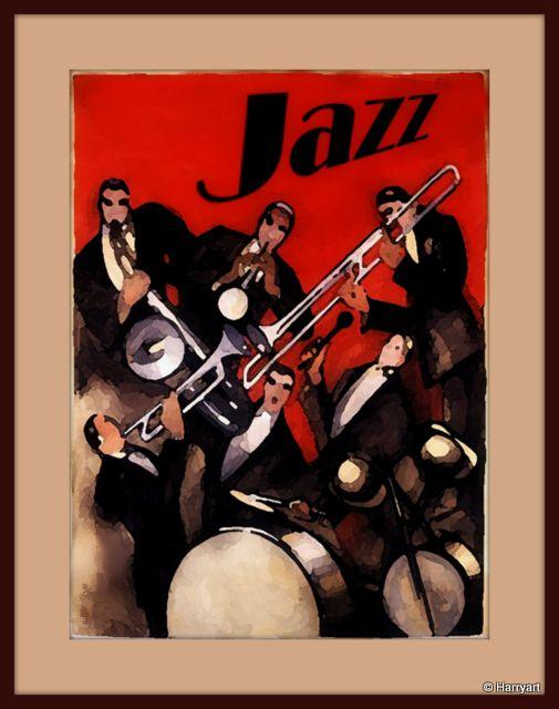 Jazz mikä musiikki !!!