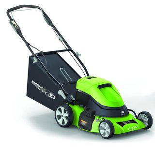 @Overstock.com - Go green without the hassle of long extension cords thanks to this cordless Earthwise mower. This self-propelled mower features an LED battery monitor, an easy lift-out battery and a mulcher bag.http://www.overstock.com/Home-Garden/Earthwise-18-inch-Cordless-Self-Propelled-Electric-Mower/7538846/product.html?CID=214117 $359.99