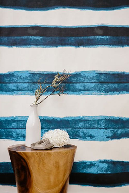 When tradition meets technology shibori wallpaper