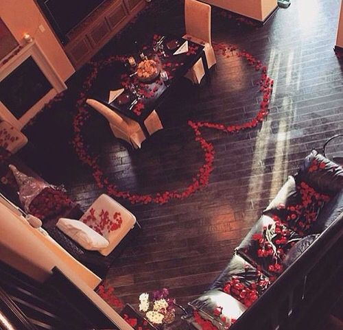 21 Romantic Ways To Surprise Your Partner On Your Wedding: 17 Best Ideas About Romantic Gestures On Pinterest