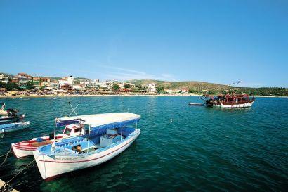 Holidays in #Potos #Thassos