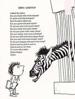 Childhood Poem :). Keeps me grounded.