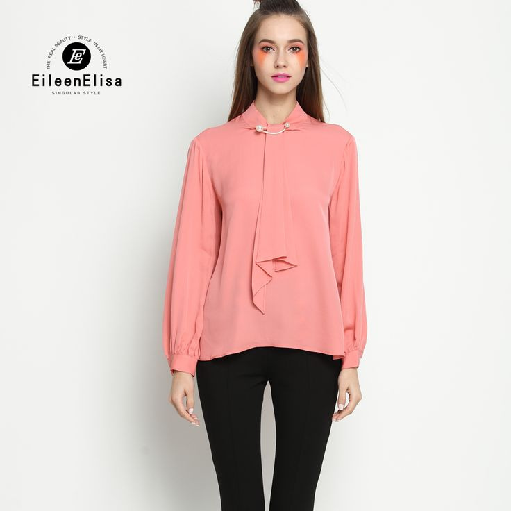 >> Click to Buy << Work Wear Blouse High Quality Women Blouse and Tops Long Sleeves #Affiliate