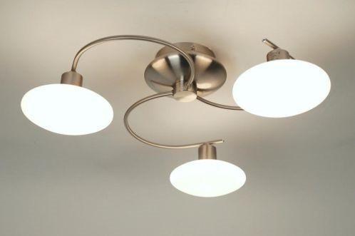Interior lamparas de techo sala l mparas l mpara - Como hacer lamparas de techo modernas ...