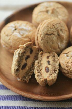 「紅茶のダコワーズ」kaiko | お菓子・パンのレシピや作り方【corecle*コレクル】