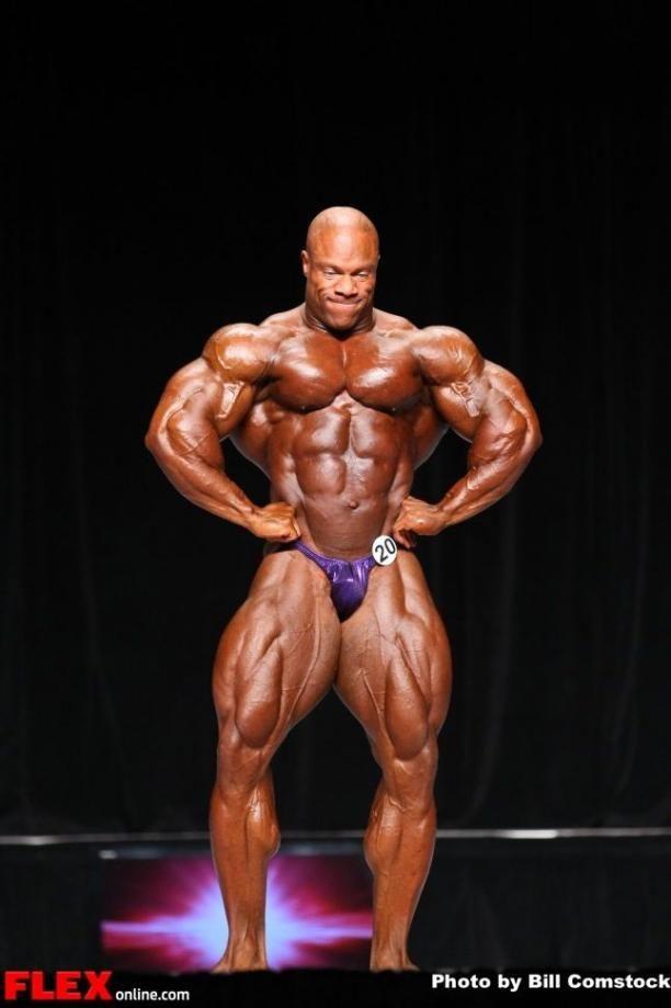 Phil Heath - Mr. Olympia Open - 2013 Mr. Olympia | Body