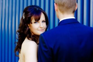 Wedding hair ideas by Sparkling Belle