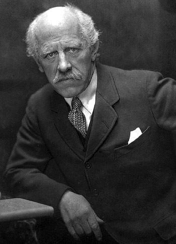 Fritjof Nansen, Norwegian explorer.  1861-1930