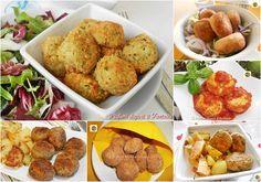 La polpetteria raccolta di ricette con le polpette per tutti i gusti. Le polpette possono essere a base di carne, di pesce, di verdure con formaggi e salumi