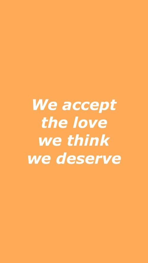 Image via We Heart It #aesthetic #orange #orangeaesthetic