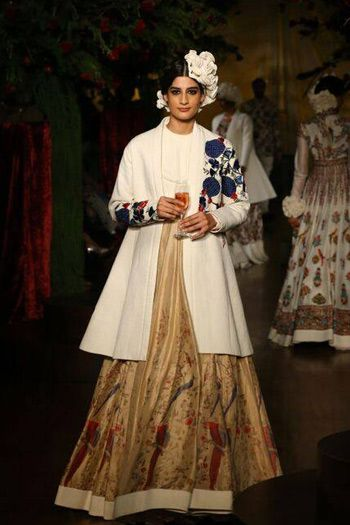 Rohit Bal Couture Collection 2015