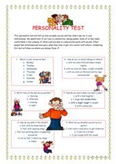 ALL ABOUT ME worksheet - Free ESL printable worksheets made by teachers