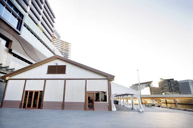 Showtime has a character, warmth and feel that impresses just on it's own. Showtime Events Centre, South Wharf.