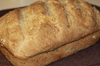 БЛОГ ПОЛЕЗНОСТЕЙ: Овсяный очень вкусный хлеб