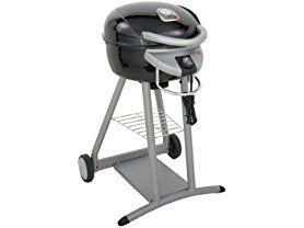 The Char-Broil TRU-Infrared Electric Patio Bistro is ideal for those who live in smaller homes, apartments, condos, or anywhere else where gas and charcoal
