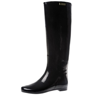 @Overstock - These women?s fashionable rain boots from Henry Ferrera feature a solid black, all over rubber upper. These knee high rain boots will keep your feet dry without sacrificing style.http://www.overstock.com/Clothing-Shoes/Henry-Ferrera-Womens-Colorado-Solid-Knee-High-Rubber-Rain-boot/7183242/product.html?CID=214117 $49.99