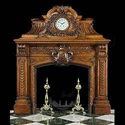 114 best Victorian Fireplace Mantels images on Pinterest ...