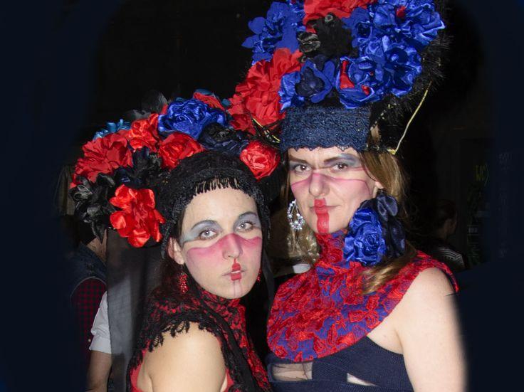 party make up, make up artist Irina Savina, crown with flowers