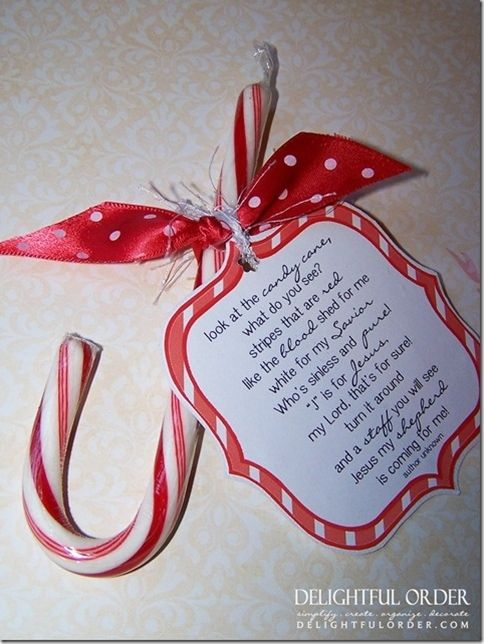 30 best images about Christmas Gifts for the Classroom on ...