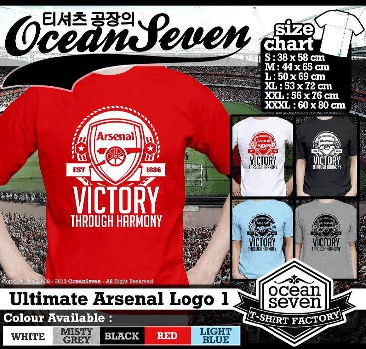 Kaos Bola Arsenal 1