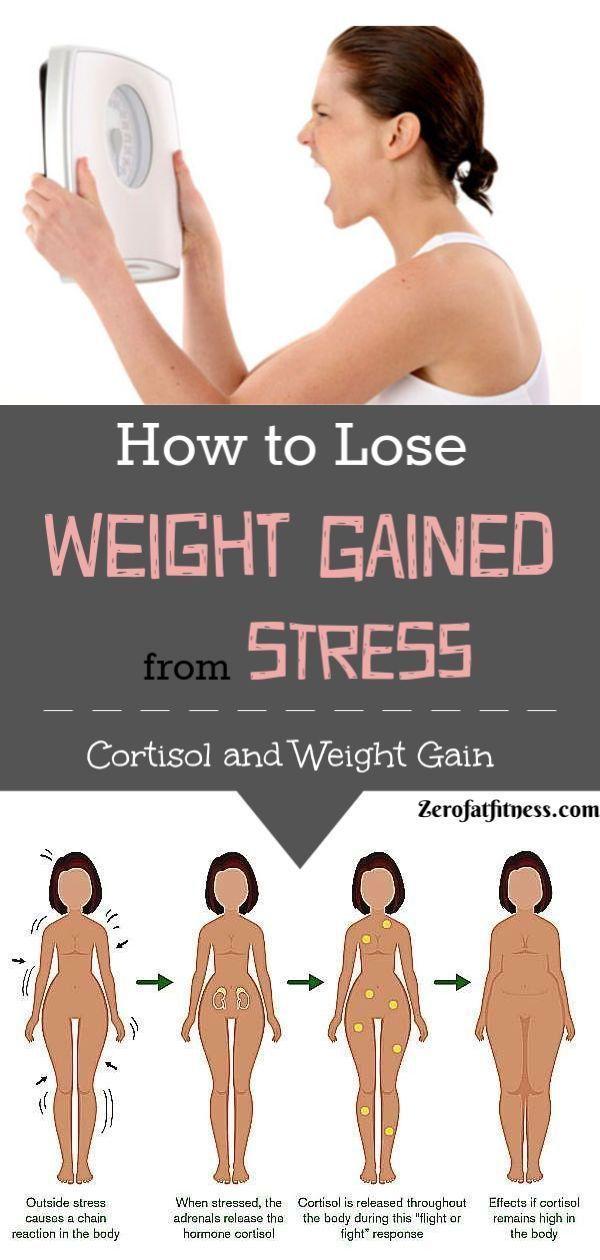 Wie man mit hochkalibrigem Cortisol Gewicht verliert