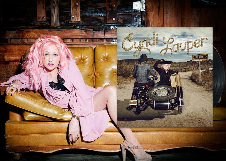 Cyndi Lauper wydaje swój 11. album pt.
