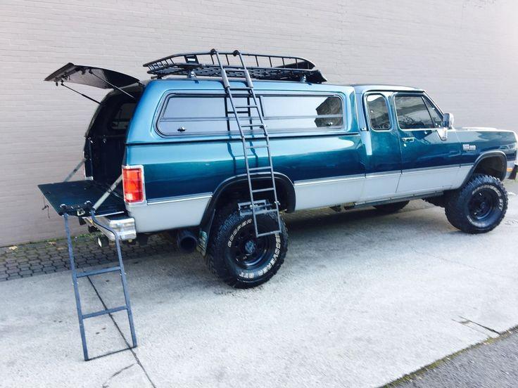 Full frame off restoration – 1993 Dodge Cummins 4×4 W250
