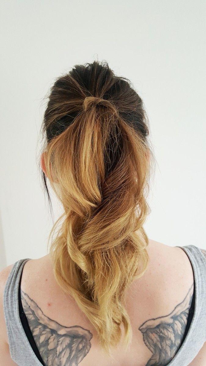 Haare Im Zopf Optisch Länger Wirken Lassen So Gehts Beauty News