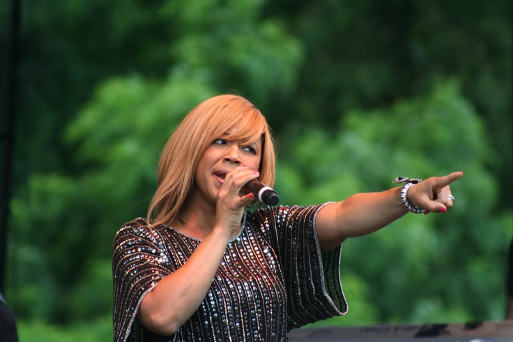 Really enjoyed listening to Mary Mary last year at the Capital Jazz fest in Maryland.