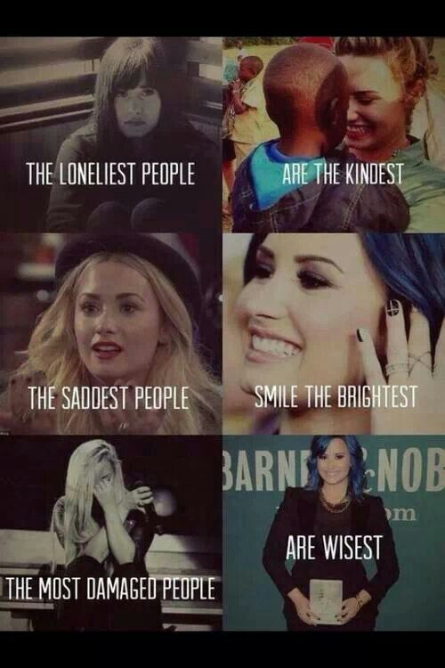Demi is perfection