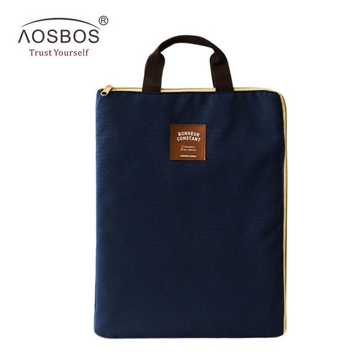A4 File Folder Bag   Furrple