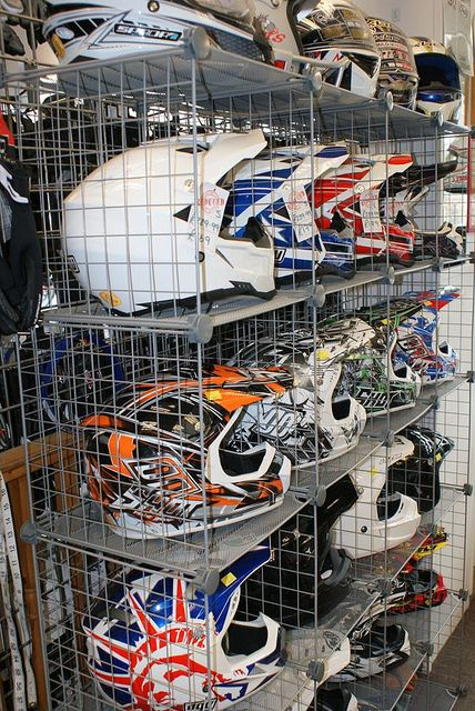 Off road motorcycle helmets at Custom Lids | Flickr - Photo Sharing!