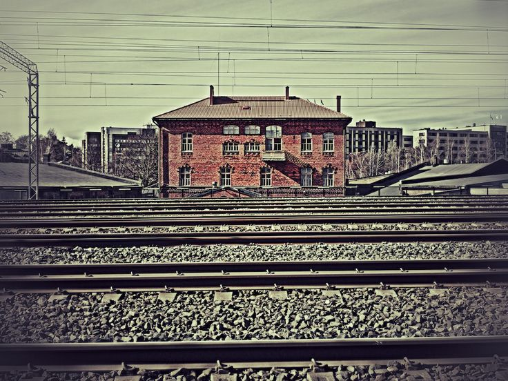 Part of the old #roundhouse @ #Pasila #Helsinki #Photo #Pic #Photgraphy