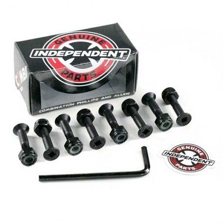 """Independent - 1"""" Combi Bolts"""